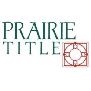 Prairie Title Oak-Leyden sponsor